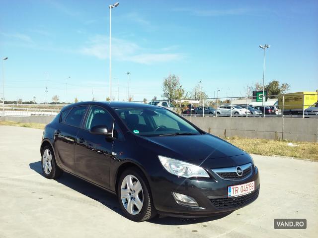 Vand Opel Astra 2012 Diesel