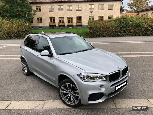 Vand BMW X5 2014 Diesel