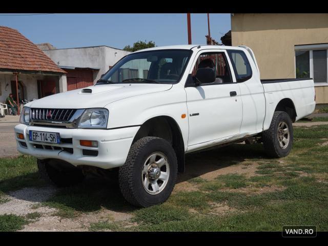 Vand Mitsubishi L200 2001 Diesel