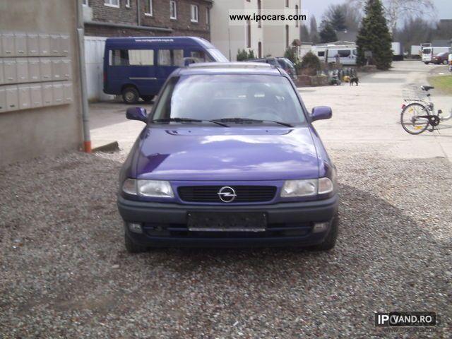 Vand Opel Astra