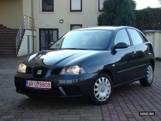 Vand Seat Ibiza 2009 Benzina