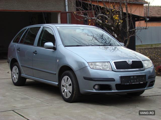 Vand Škoda Fabia 2004 Benzina