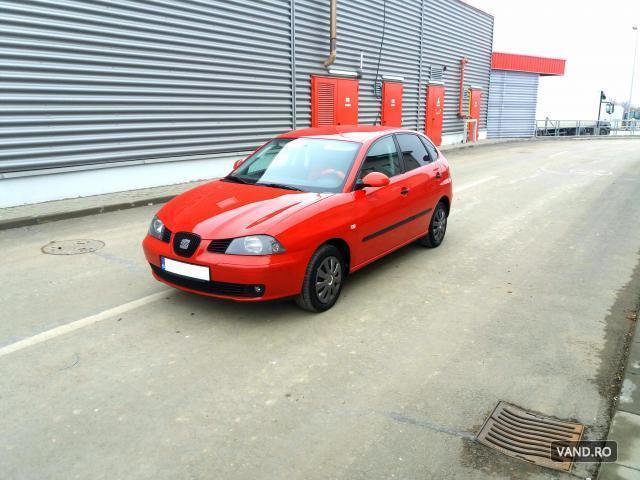 Vand Seat Ibiza 2006 Benzina