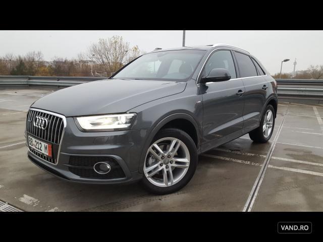 Vand Audi  2014 Diesel