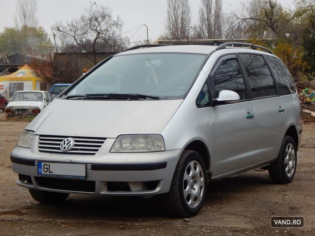 Vand Volkswagen Sharan 2002 Diesel