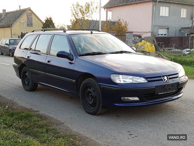 Vand Peugeot 406 1999 Diesel