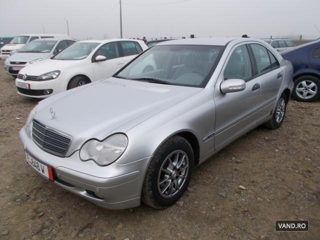 Vand Mercedes-Benz C 200 2001 Diesel