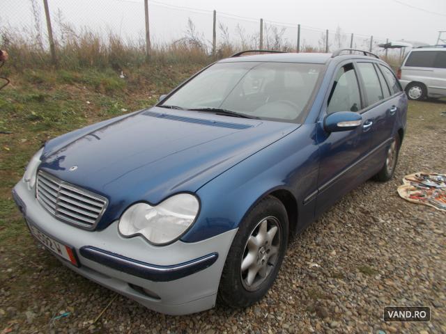 Vand Mercedes-Benz C 220 2003 Diesel
