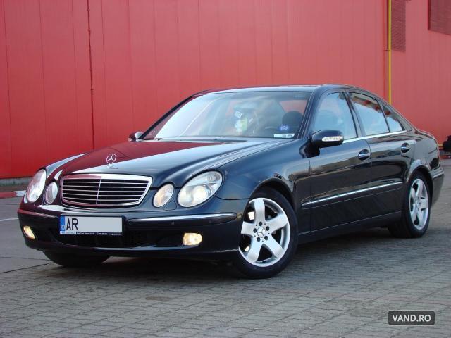 Vand Mercedes-Benz E 220 2003