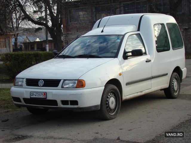 Vand Volkswagen Caddy 1998 Benzina