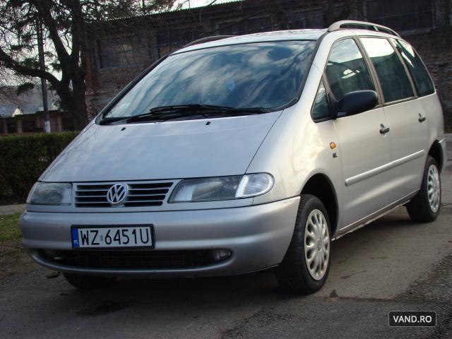 Vand Volkswagen Sharan 1998 Diesel