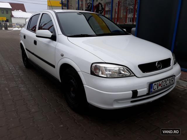 Vand Opel Astra 2001 Diesel