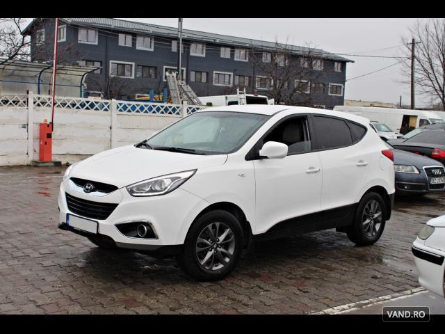 Vand Hyundai  2014 Benzina