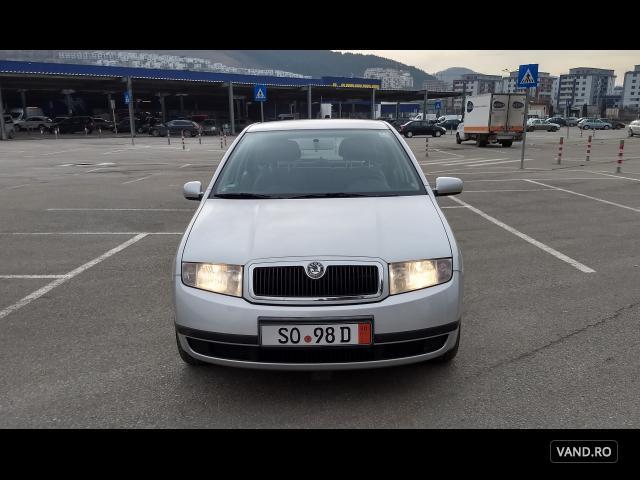 Vand Škoda Fabia 2002 Benzina