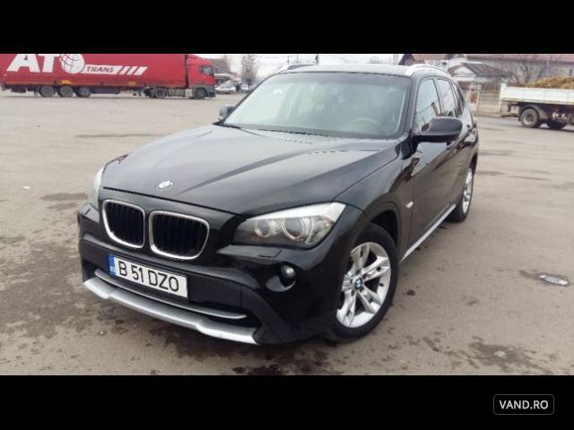 Vand BMW X3 2010