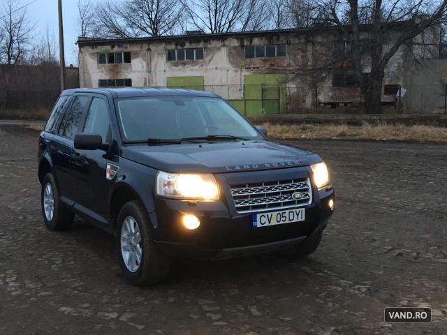 Vand Land Rover Freelander 2009 Diesel