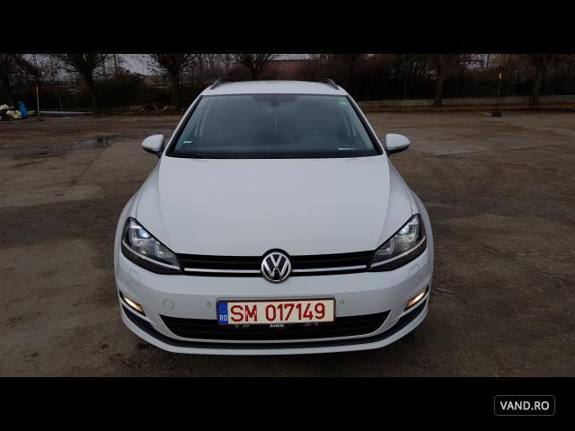 Vand Volkswagen Golf 2015 Benzina_gnc