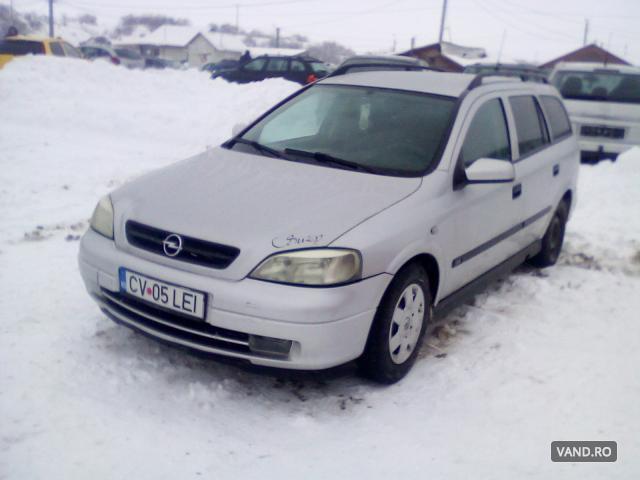 Vand Opel Astra 2002 Diesel