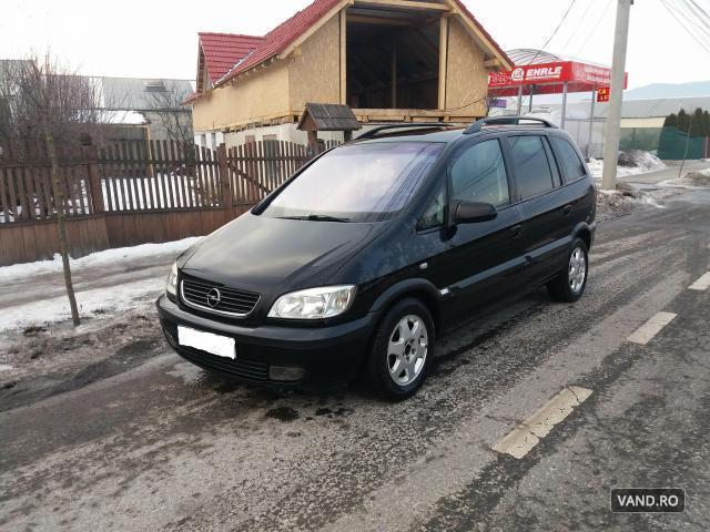 Vand Opel Zafira 2003 Diesel