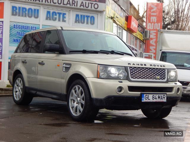 Vand Land Rover Range Rover Sport 2008 Diesel