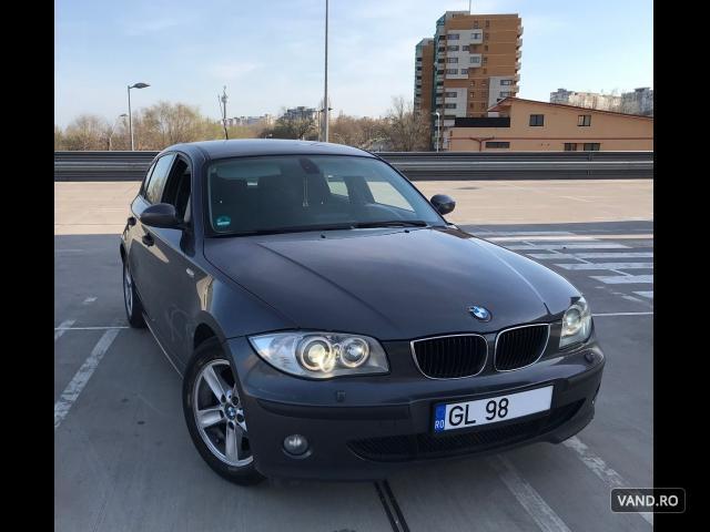 Vand BMW 118 2007 Diesel