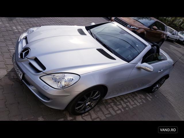 Vand Mercedes-Benz SLK 200 2007 Benzina