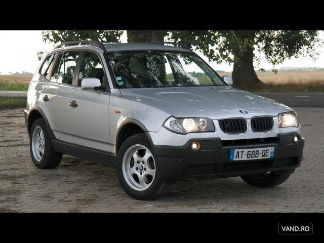 Vand BMW X3 2005 Diesel