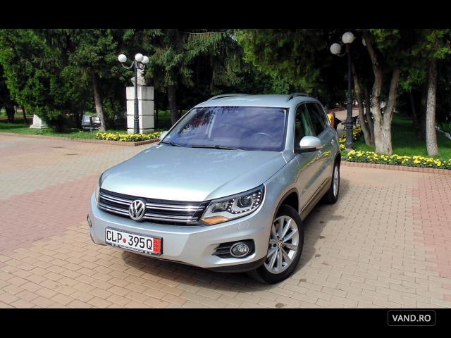 Vand Volkswagen Tiguan 2015 Diesel