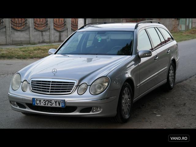 Vand Mercedes-Benz E 220 2003 Diesel
