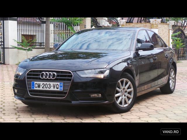 Vand Audi A4 2013