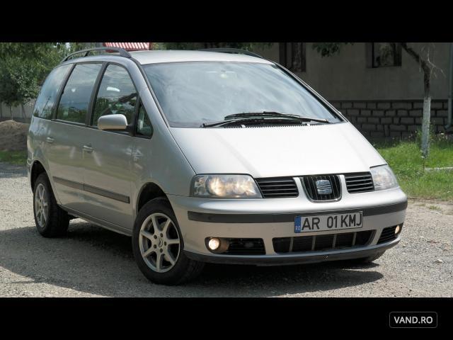 Vand Seat Alhambra 2002 Diesel