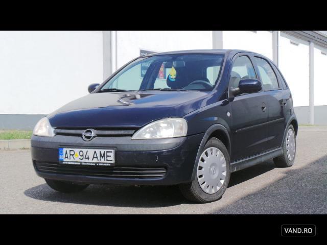 Vand Opel Corsa 2002 Benzina