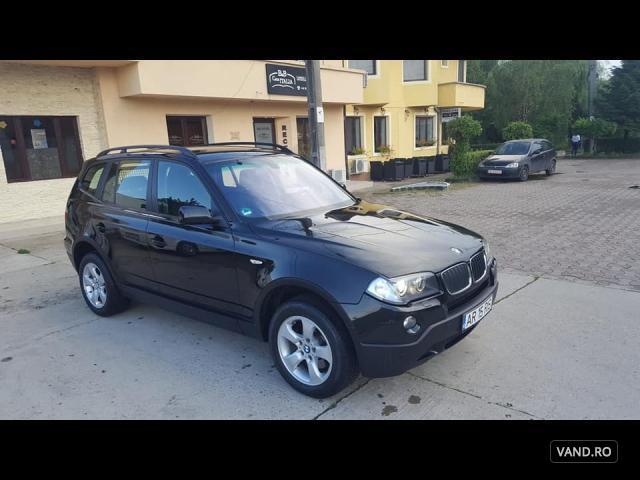 Vand BMW X3 2007 Diesel