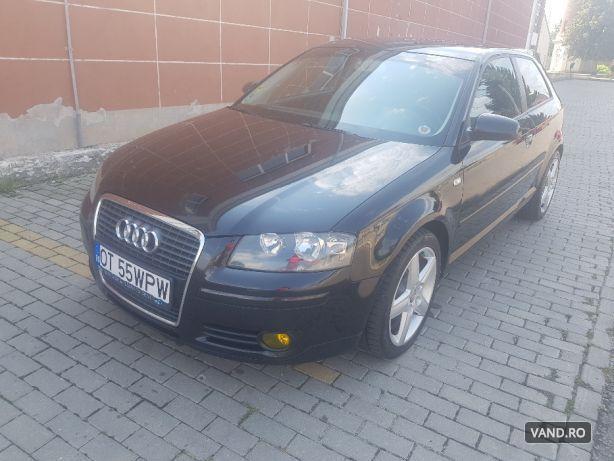 Vand Audi A3 2007