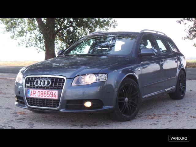 Vand Audi A4 2007 Diesel