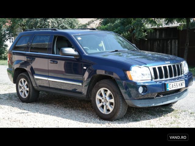 Vand Jeep Grand Cherokee 2005 Diesel