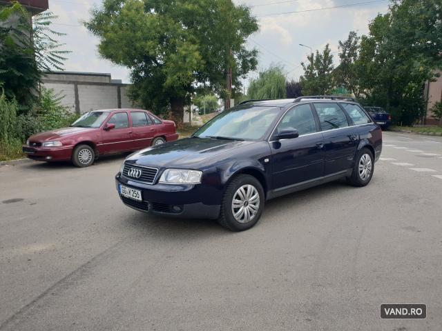 Vand Audi A6 2003 Diesel