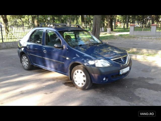 Vand Dacia Logan 2006 GPL