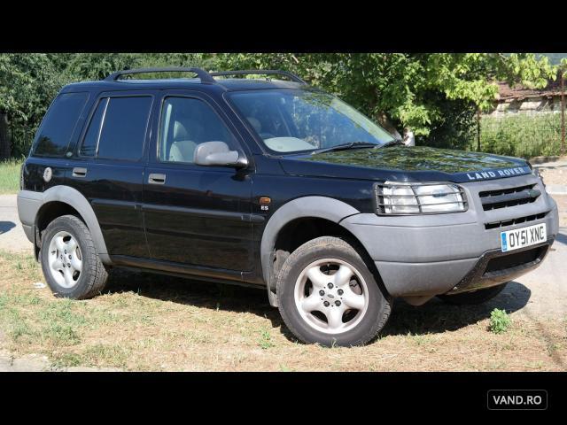 Vand Land Rover Freelander 2001 Diesel