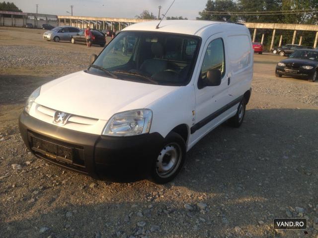Vand Peugeot Partner 2005 Diesel