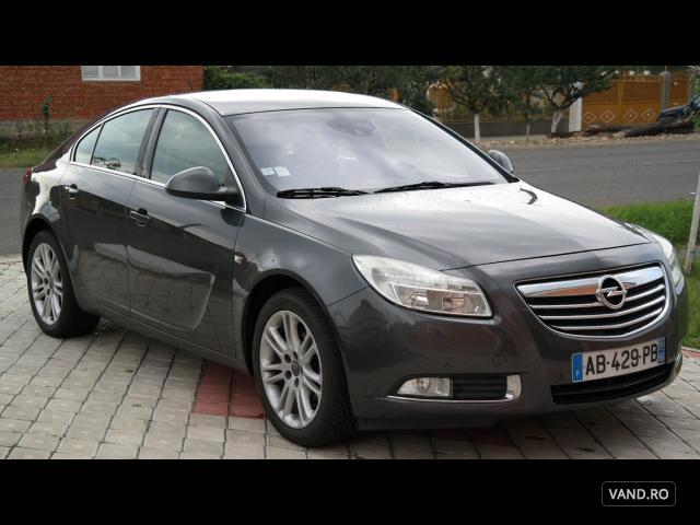 Vand Opel Insignia 2009 Diesel