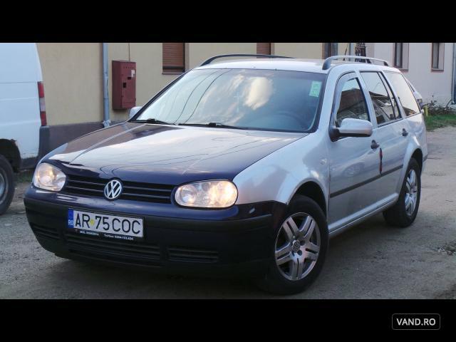 Vand Volkswagen Golf 2002 Diesel