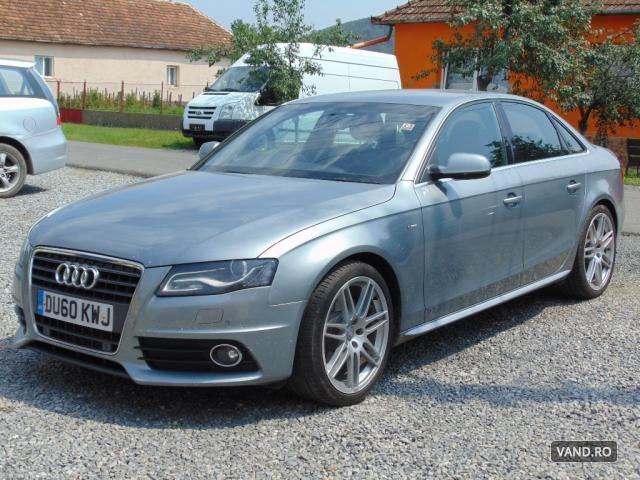 Vand Audi A4 2011 Diesel