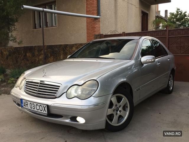 Vand Mercedes-Benz C 220 2001