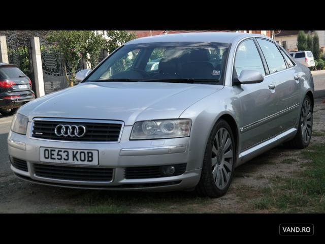 Vand Audi A8 2003 Diesel