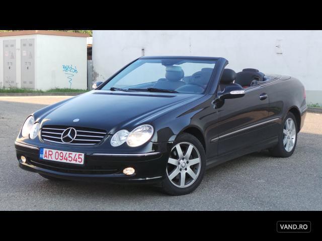 Vand Mercedes-Benz CLK 200 2004 Benzina