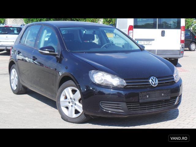 Vand Volkswagen Golf 2010 Benzina