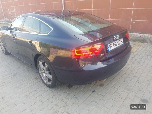 Vand Audi A5 2013 Diesel