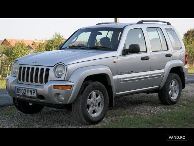 Vand Jeep Cherokee 2002 Diesel
