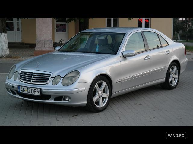 Vand Mercedes-Benz E 220 0